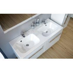 120-130 cm - es dupla mosdók
