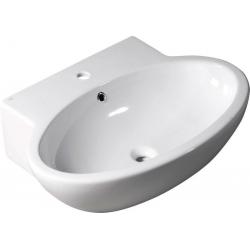 Isvea Dinasty Pultra szerelhető mosdó 10SF52060 60x18x51 cm