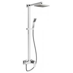 Sapho Latus 1102-03 zuhanyoszlop csapteleppel, zuhanyszettel