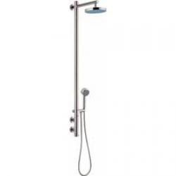 Sapho 1201-01 zuhanyoszlop integrált termosztátos csapteleppel