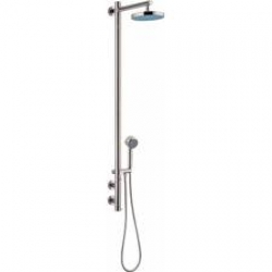 Sapho 1202-01 zuhanyoszlop meglévő zuhanycsaptelepre csatlakoztatható