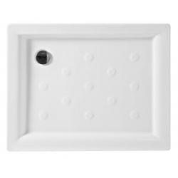 Jika Neo-Ravenna 212130 téglalap alakú kerámia zuhanytálca 90x72 cm