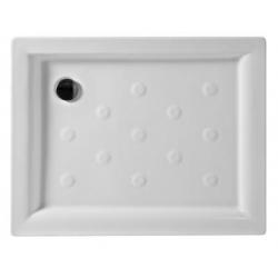 Jika Neo-Ravenna 212160 téglalap alakú kerámia zuhanytálca 120x80 cm