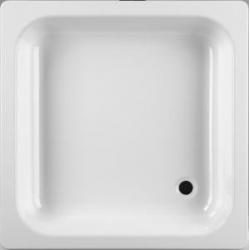 Jika Sofia 214080 négyszögletes acéllemez zuhanytálca 80x80 cm