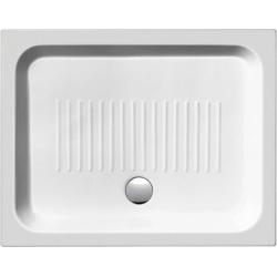GSI Standard 259011 szögletes kerámia zuhanytálca  90x72x11 cm