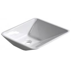 Isvea Edge Pultra szerelhető mosdó 26100301 44x16x44 cm