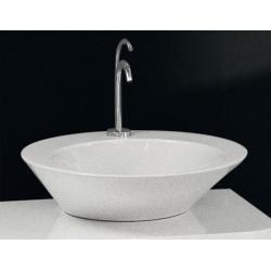 Isvea Edge Tondo Pultra szerelhető mosdó 26190301 54x16x54  cm