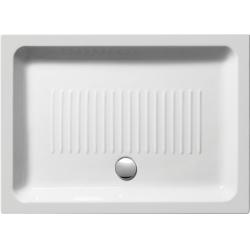GSI Standard 299111 szögletes kerámia zuhanytálca  100x72x11 cm