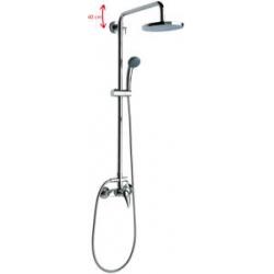 Jika Lyra 335277 állítható magasságú zuhanyoszlop
