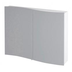 Erra Auriga 44025 fürdőszobai tükrös szekrény 80x70x13 cm