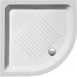 GSI Standard 449011 íves kerámia zuhanytálca 90x90x12 cm