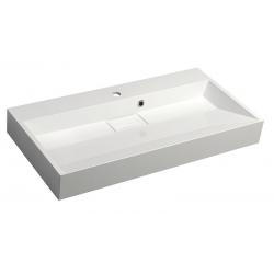 Isvea Orinoko Pultra szerelhető mosdó 55032 90x9x46 cm