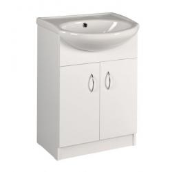 Sapho Ekoset 57052 szekrény mosdóval