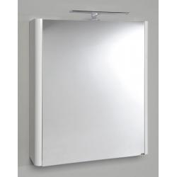 Erra Lucie 58607 fürdőszobai tükrös szekrény 60x70x17 cm