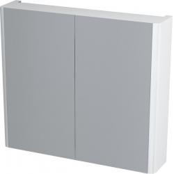 Erra Lucie 58609 fürdőszobai tükrös szekrény 80x70x17 cm