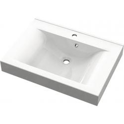 Isvea Nadja Pultra szerelhető mosdó 68061 60x10x50 cm