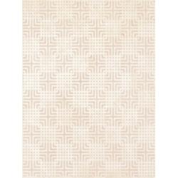 Kwadro Capella Geometryk Beige dekorcsempe 25 x 33,3 cm