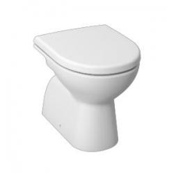 Jika Lyra Plus 821387 mélyöblítésű Álló WC függőleges lefolyóval 46x36x40 cm