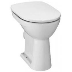 Jika Lyra Plus 825386 Szabadonálló WC vízszintes lefolyóval 47x36x45 cm