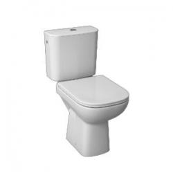 Jika Olymp 826616 Mélyöblítésű Kombi Álló WC vízszintes lefolyóval