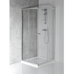 AGGA HLF808 Szögletes zuhanykabin 80x80x185 cm