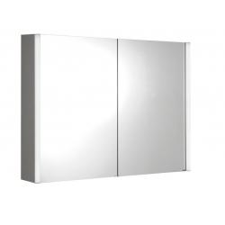 Erra Alix AL165 fürdőszobai tükrös szekrény LED világítással 100x74,5x15 cm