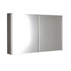 Erra Alix AL170 fürdőszobai tükrös szekrény LED világítással 120x74,5x15 cm