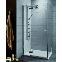 Radaway Almatea KDJ aszimmetrikus zuhanykabin 100x75 cm