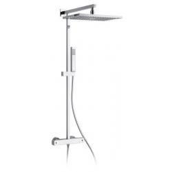 Sapho Aquarama AM64SP2151 zuhanyoszlop termosztatikus zuhanycsapteleppel, zuhanyszettel