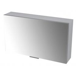 Erra Cloe CL85 fürdőszobai tükrös szekrény 85x50x18 cm