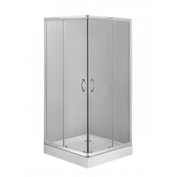 Deante Funkia KYC 041K szögletes zuhanykabin 90 cm