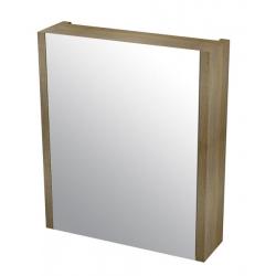 Erra Larita LA056 fürdőszobai tükrös szekrény 60x70x17 cm