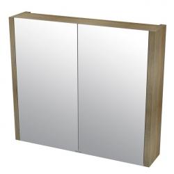 Erra Larita LA080 fürdőszobai tükrös szekrény 80x70x17 cm