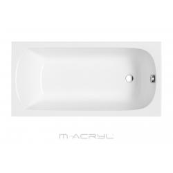 M-Acyrl Mira egyenes minikád 120x70 cm