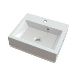 Isvea Orinoko Pultra szerelhető mosdó OR042 42x10x36 cm