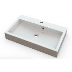 Isvea Orinoko Pultra szerelhető mosdó OR070 70x10x42 cm