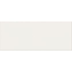 Opoczno Black&White White Satin falicsempe 19,8x59,8 cm