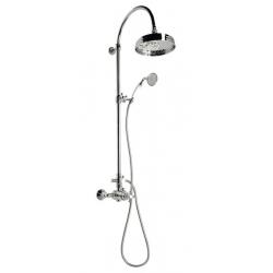 Sapho SET041 zuhanyoszlop termosztatikus csapteleppel