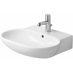 Duravit Bathroom Foster Falra Szerelhető Mosdó 041970 00 00 70x54cm