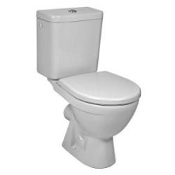 Jika Lyra Plus 826386 Vízszintes Lefolyóval Mélyöblítésű Kombi Álló WC