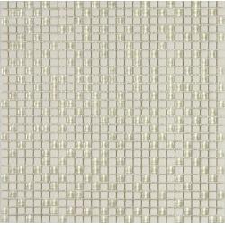 Almond Crystal 10x10x6 mm üveg+kő mozaik