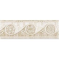 Zalakerámia Travertino ANKARA SZ-106 dekorcsík 25 x 8 cm