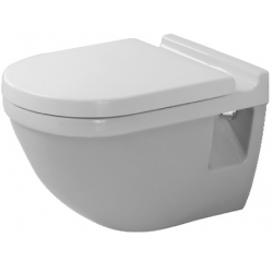 Duravit Starck 3 Mélyöblítésű Fali WC 220609 00 00