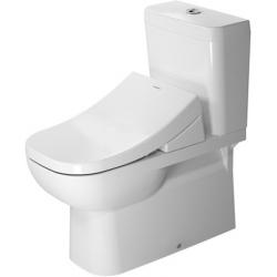 Duravit D-Code Mélyöblítésű Hátsó Alsó Kifolyású Kombináció Álló WC 214209 00 002