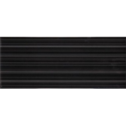 Color Crypton Black falicsempe 25x60 cm