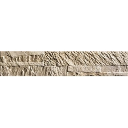 Mijares Corinto Beige falburkolat 10 x 50 cm