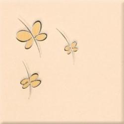 Arte D-Pastel Motyle 10 dekorcsempe 20 x 20 cm