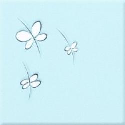 Arte D-Pastel Motyle 19 dekorcsempe 20 x 20 cm
