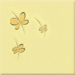 Arte D-Pastel Motyle 7 dekorcsempe 20 x 20 cm