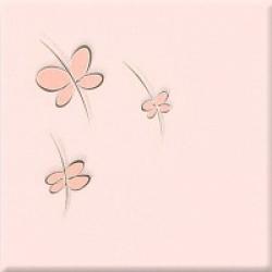 Arte D-Pastel Motyle 8 dekorcsempe 20 x 20 cm